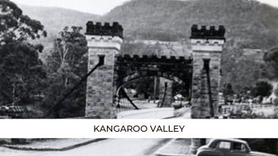 Kangaroo Valley - Shoalhaven Image Collection