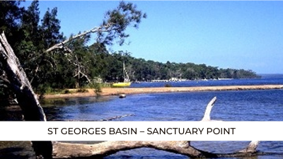 St Georges Basin - Sanctuary Point - Shoalhaven Image Collection