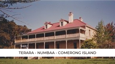 Terara - Numbaa - Comerong Island - Shoalhaven Image Collection